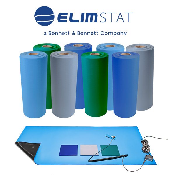 Anti Static Table Mats | Grounding | Bennett & Bennett, Inc